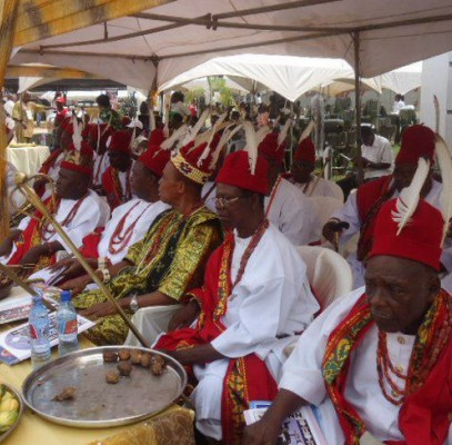 'Nigerian Government Only Builds Prisons In Igboland, Nothing Else!' – Ohanaeze Laments