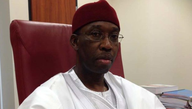 Okowa explains his administration's involvement in markets' development