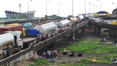 Lagos Govt to close Apapa Bridge for permanent repairs