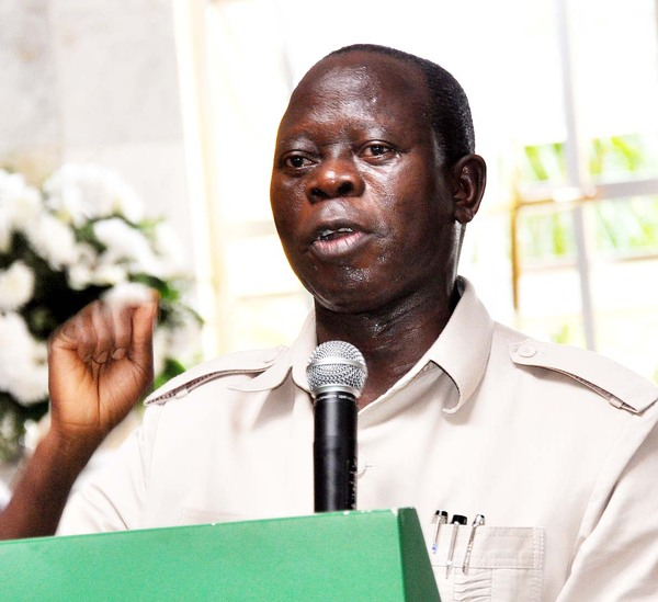 APC to reward 57 steadfast senators – Oshiomhole