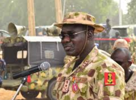 Banditry: Buratai directs commanders to work with locals for credible intelligence