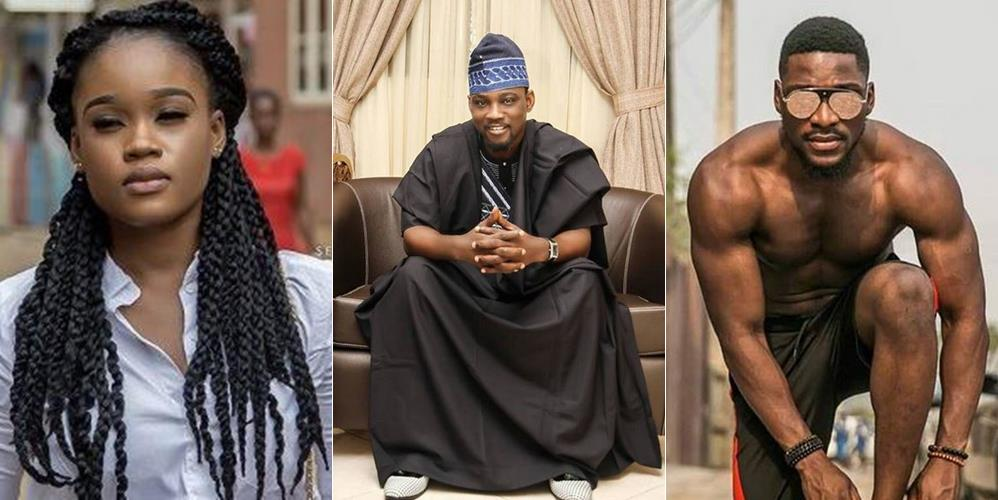 #BBNaija 2018: Pasuma reacts to Cee-C verbally abusing Tobi, blames the 'Family unit'