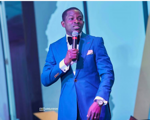 My inability to secure a job made me join comedy- Comedian Forever