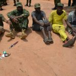 Two dismissed soldiers,  five others in trouble over impersonating military personnel