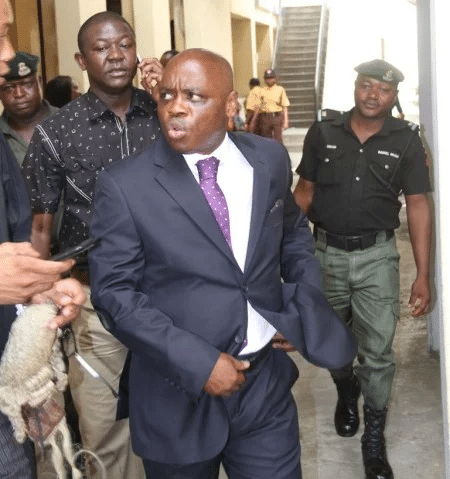 Legal Practitioners Privileges Committee demotes convicted Nwobike