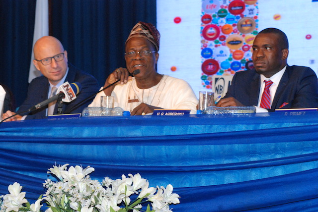 Shareholders laud Nigerian Breweries' results, approve dividend payout