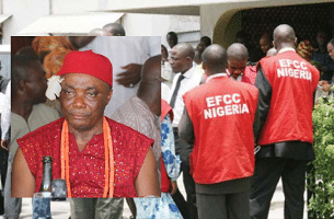 Alleged fraud: Sen Nwaoboshi supporters storm court with solidarity songs