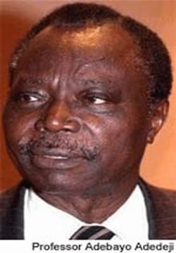 NYSC pioneer chairman, Adebayo Adedeji, dies at 88