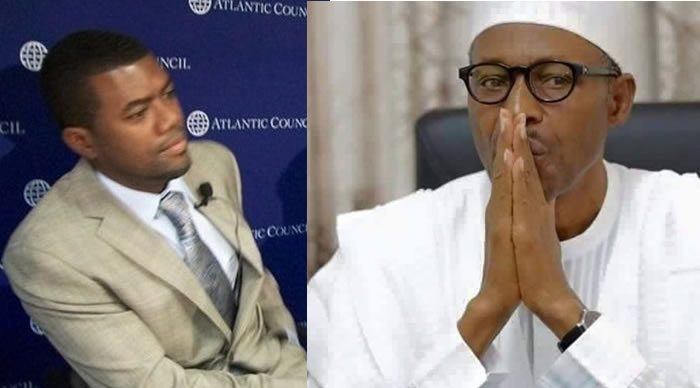 Reno Omokri drags President Buhari's over intention to run for second term