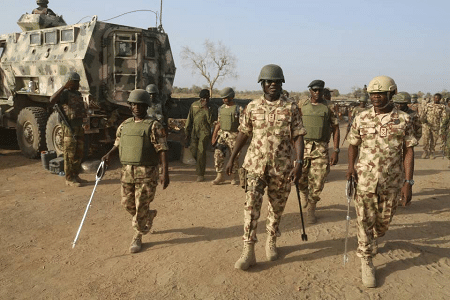 Boko Haram: Cyber Terrorists Envious of Nigerian Army's Performance Under Buratai— Civil Rights Group