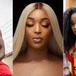 #BBNaija: Dabota Lawson defends Cee-C actions, says Tobi seems to be turned on by Cee C's toxic behavior