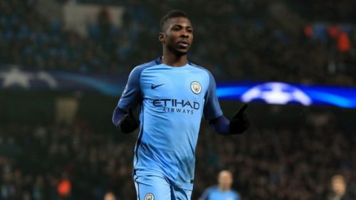 Super Eagles Star Kelechi Iheanacho Reacts To Man City's Title Win