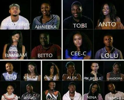 #BBNaija: Checkout Toilet Sex and the four major talking points