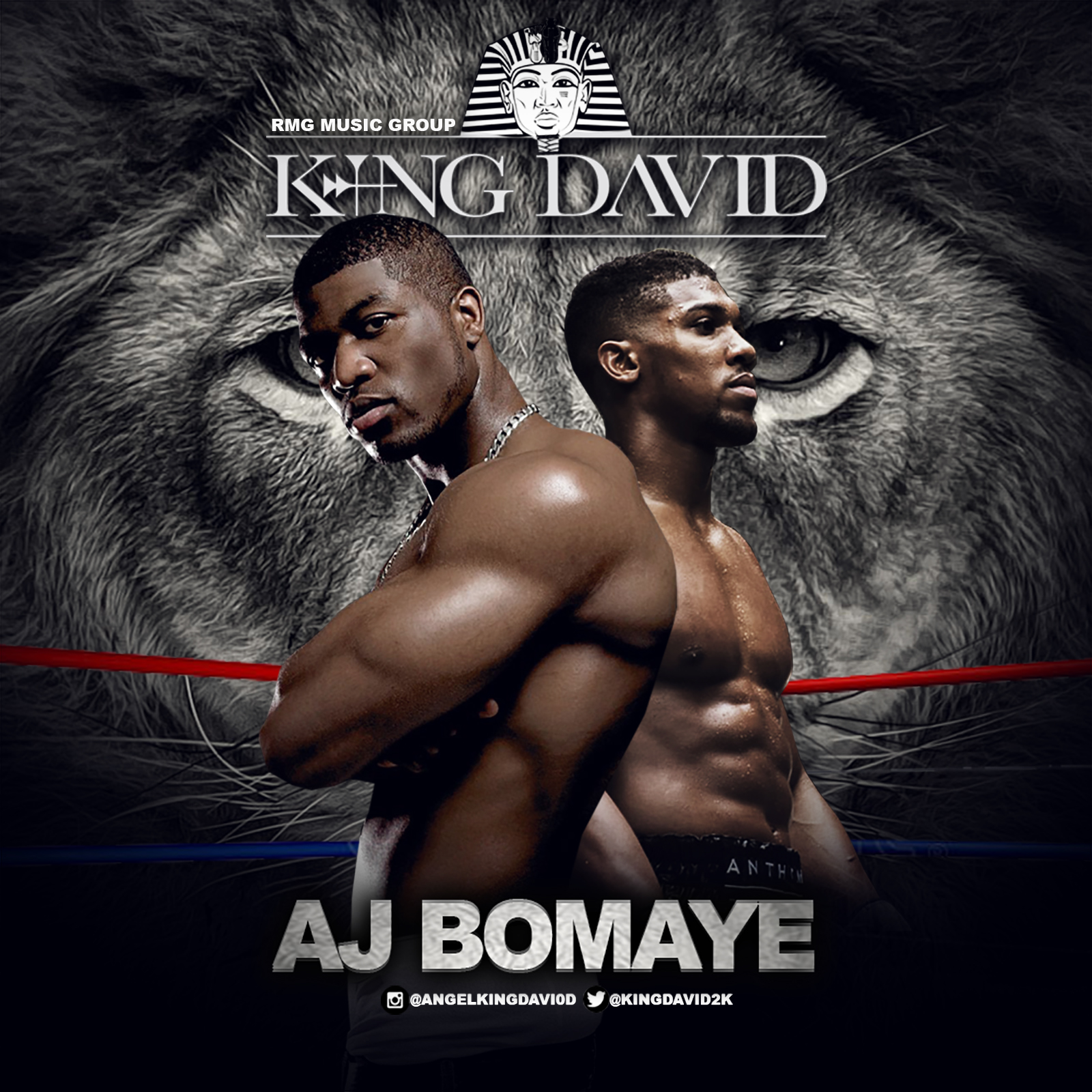 "Video: king David - ""AJ BOMAYE"" Starring Anthony Joshua 