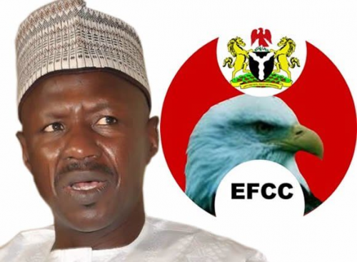 We won't negotiate Magu for truce with Senate- Presidency