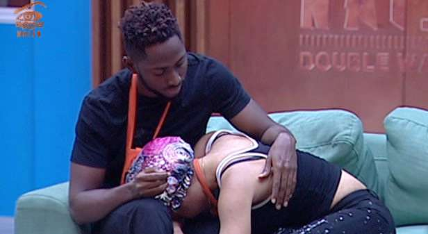 "#BBNaija2018: ""Don't call me boo at night and friend in the day"" – Miracle blasts Nina"