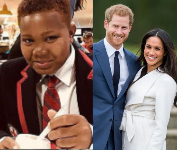 Carl Adebare Adekola, a member of St Thomas of Canterbury in Grays, is set to become the the first Nigerin to to sing at the Royal wedding Carl Adekola,