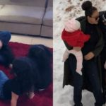 You Deserve Some Accolades – John Dumelo Praises Nadia Buari On The Birth Of Her 4th Child