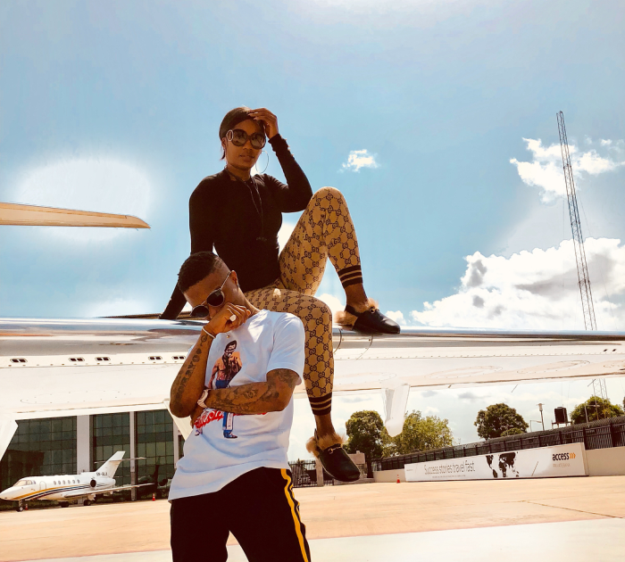 Tiwa Savage X Wizkid Collaborate, Set To Drop Soon – Gbedu Dey Come