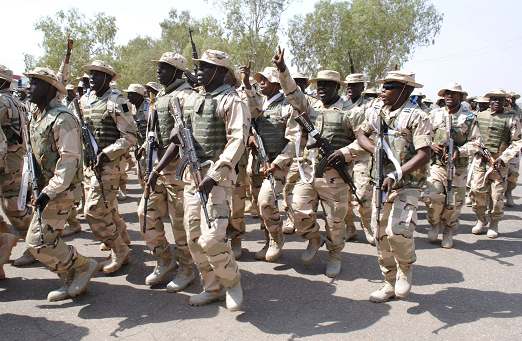 Sokoto re-run: Army extends show of force to 6 LGs