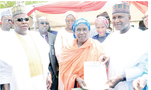 Dangote launches N2bn ready made village in N'East