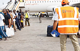US Govt deports 34 Nigerians for various offences