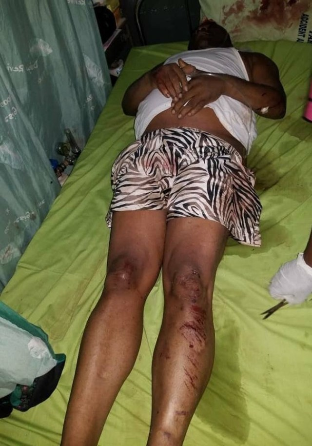 Enugu Traditional Ruler Beaten To Death By His Subjects (Photo)