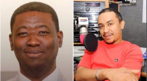 'Charity Begins At Home'- Daddy Freeze Attacks Pastor Adeboye's Son