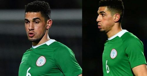 """A witch led me to play for Nigeria"" – Super Eagles defender, Leon Balogun reveals"