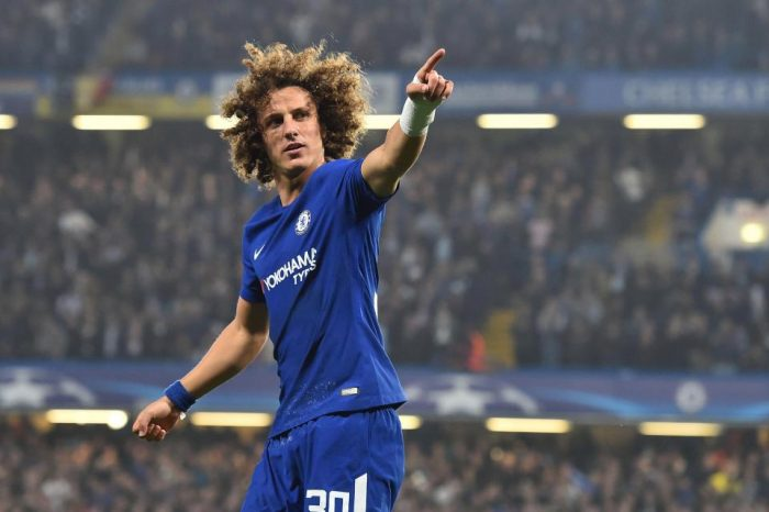 Arsenal Set To Splash £17.5m To Sign David Luiz