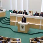 Saraki addresses Russian Parliament