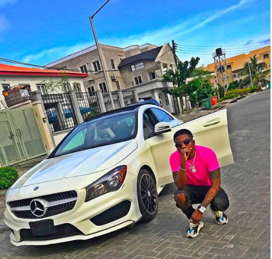 Benz Gang ! Singer Skiibi purchases new car following split from Five Star Music