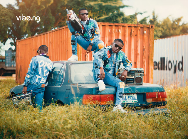 """Nigerian Youths Are Carried Away By Things On Social Media"" – Small Doctor Says As He Covers Vibe.Ng Magazine"