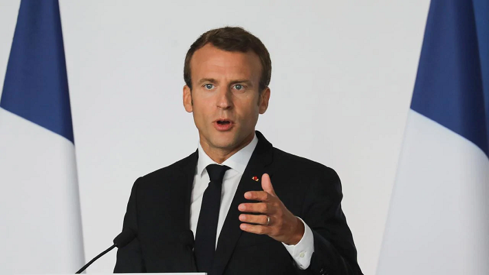Afrika Shrine represents continent's culture, strength, music – Macron