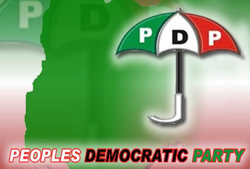 Alleged imposition: Crisis Hits Ekiti PDP,  Aspirants  Protest