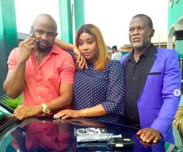 Nollywood producer calls Angela Okorie out for her unprofessionalism