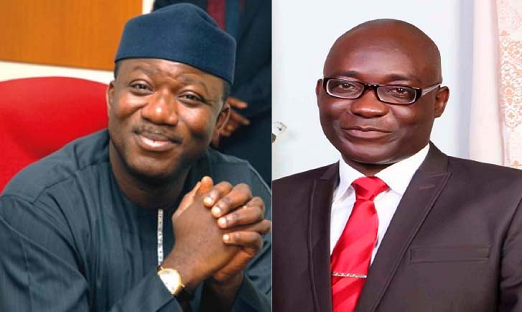 When Ekiti erupted in jubilation over Fayemi's victory in governorship race