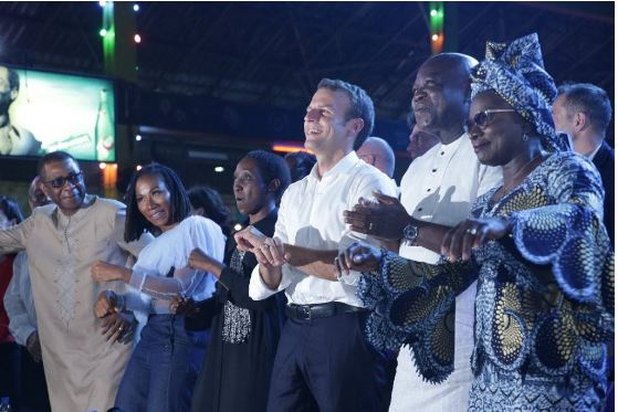 'What President Macron's Visit Means To Lagos'- Governor Ambode