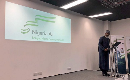 Nigeria Air emerges as FG Unveils new National Airline