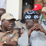 Osun: Tinubu commends Oshiomhole, says direct primaries will deepen internal democracy