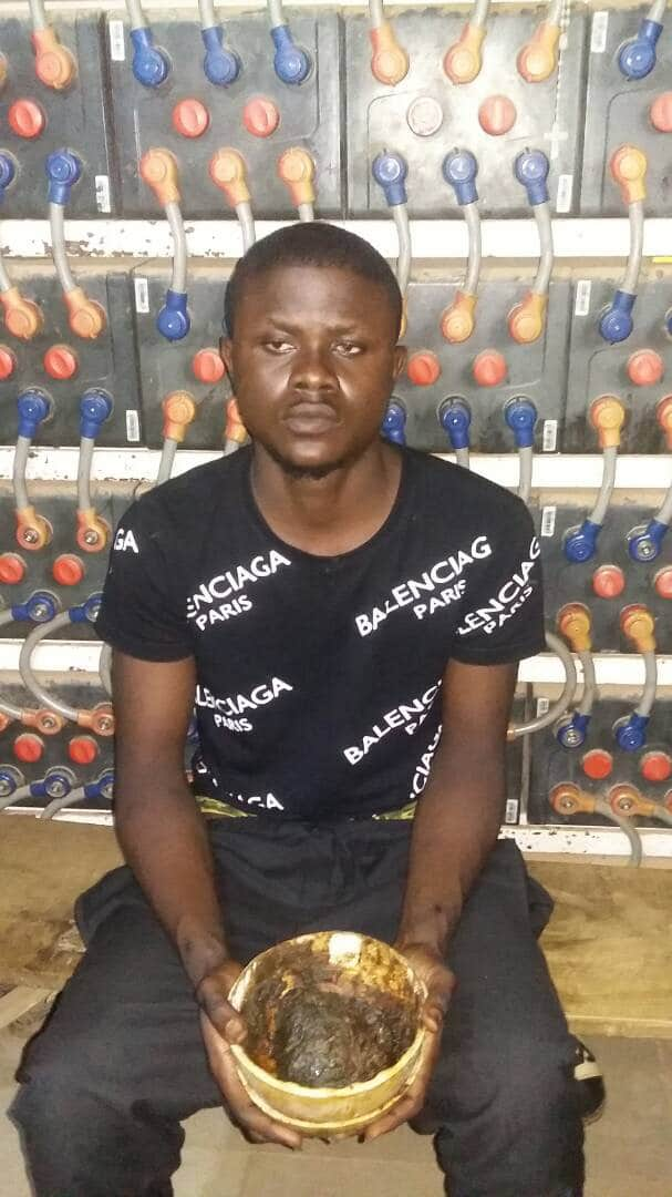 Son attempts to kill mother for money ritual in Lagos