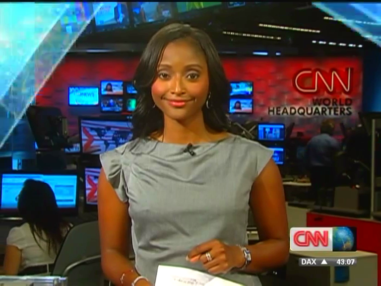 Isha Sesay leaves CNN, cites Trump,Chibok girls as reason