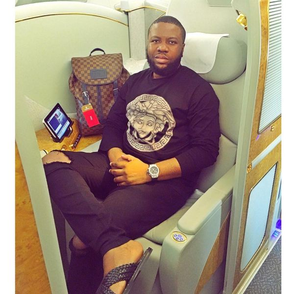 I Overcame Poverty By Getting Out Of Nigeria – Hushpuppi