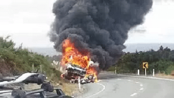 3 people burnt to death in Kogi accident