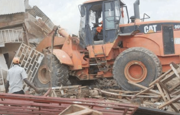 Property owner petitions FCT minister over illegal demolition of property