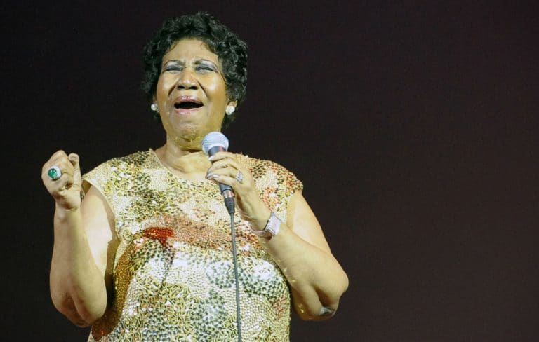 Legendary singer, Aretha Franklin said to be 'gravely ill'