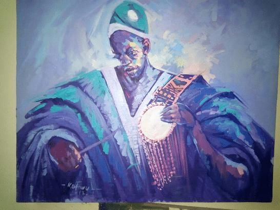 Abiodun Kafaru's art: Recourse to culture, education