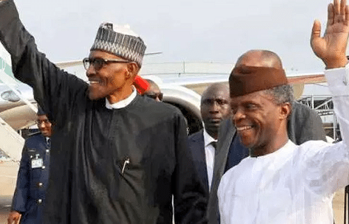 Buhari ensuring Nigerian resources benefit Nigerians, says Osinbajo