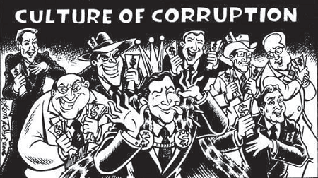 Culture of corruption in Nigeria:We are the problem – We are the solution