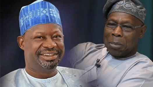 Dankwanbo visits Obasanjo, vows to bring positive change